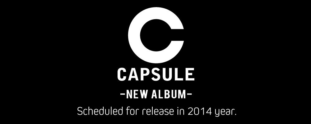 Electro duo CAPSULE announce new album for 2014