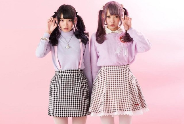 Twin sister Zipper model duo will debut as mimmam