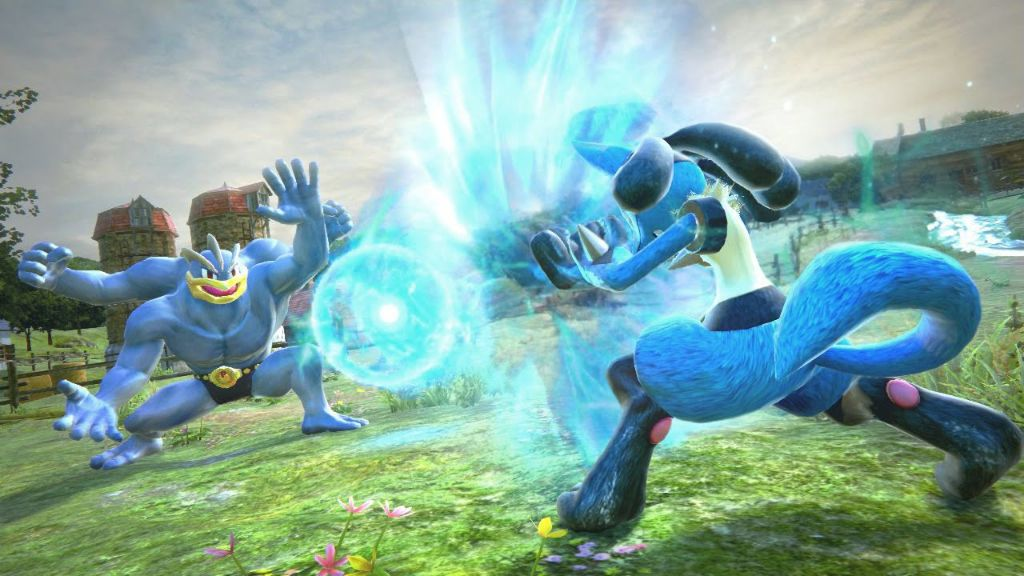 Pokémon fighting game announced, POKKÉN TOURNAMENT