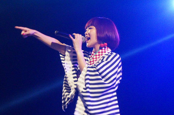 Yun*chi successfully performs in Indonesia to 15,000 people