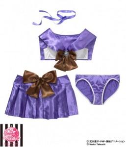 tomoe hotaru sailor saturn bra panties