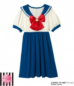 tsukino usagi sailor moon seifuku school uniform pajamas