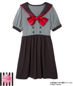 hino rei sailor mars seifuku school uniform pajamas