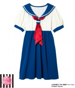 aino minako sailor venus pajama seifuku school uniform