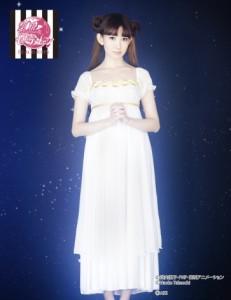 kojima haruna princess serenity lingerie