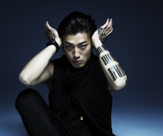 Jin Akanishi Announces Tour and New Album