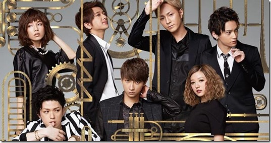 """AAA Releases Highlight Medley for """"Gold Symphony"""" album"""