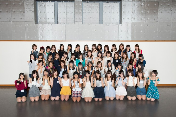 53 girls join as part-time AKB48 members