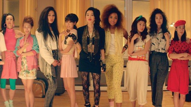 Crystal Kay takes part in indie film 'Seoul Searching'