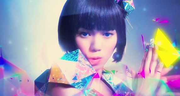 Check out Fumi Nikaido as Pop Idol Saki Utagawa
