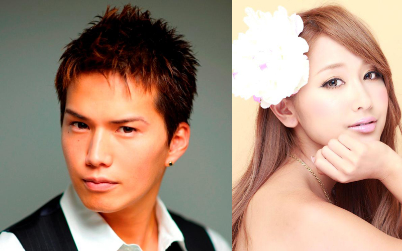 Hayato Ichihara & Shiho Mukouyama report their marriage and pregnancy on blog