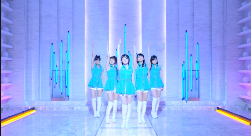 Juice=Juice release full 'Senobi' PV, preview of other A-side