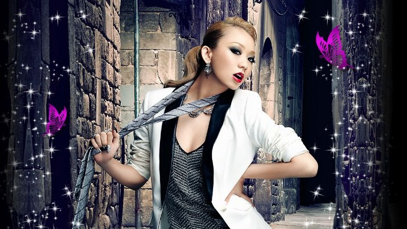 3 New Koda Kumi PVs for Pachinko songs