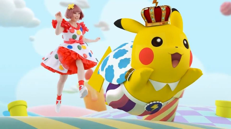 Nintendo characters get makeovers with Kyary Pamyu Pamyu in new CM