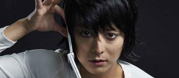 "Koike Teppei to play L in ""Death Note"" Musical"
