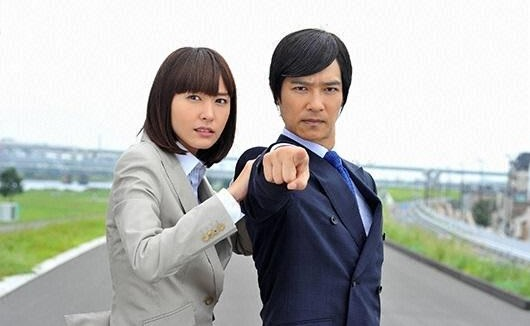 "Masato Sakai and Yui Aragaki are back in ""Legal High"" SP"