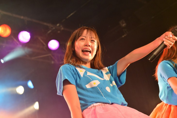 PASSPO's Makoto Okunaka announces graduation