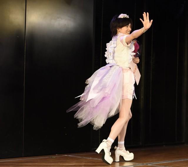 38-year-old Otona AKB48 Mariko Tsukamoto has graduated