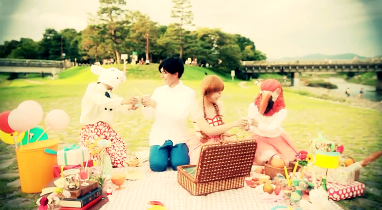 """aco gets married in new spoon+ PV """"merry marie"""""""
