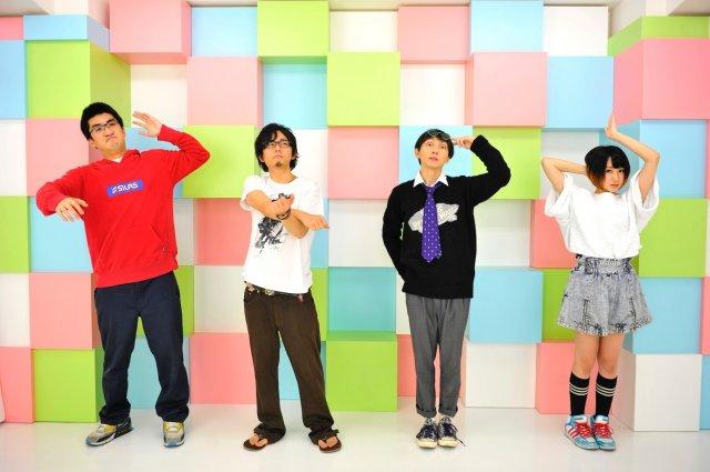 Shinsei Kamattechan releases trailer for their new album