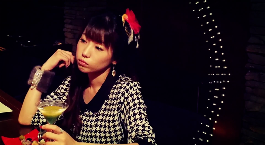 "SAWA surprises with PV for ""Kimi to Bartender"""