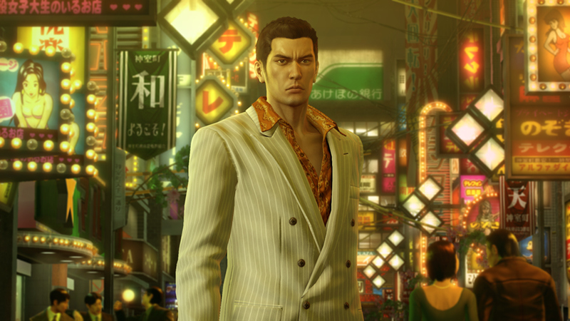 Latest Trailer For Sega's Yakuza 0 Released