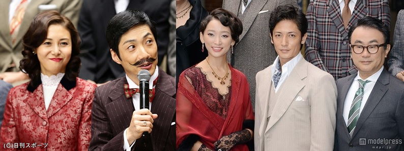"""Star-Studded Cast for """"Murder on the Orient Express"""" SP Drama"""