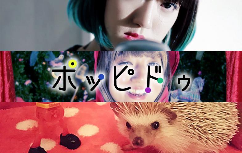 spoon+ release two more PVs, cute video of hedgehog