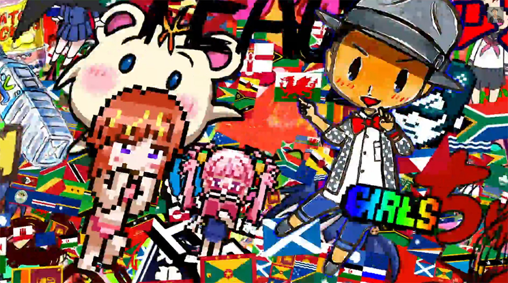 Prolific Superflat artist Takashi Murakami produces anime PV for Pharrell