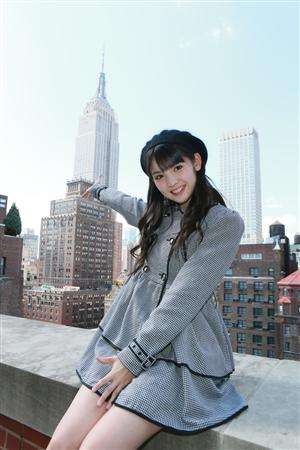 michishige sayumi NYC
