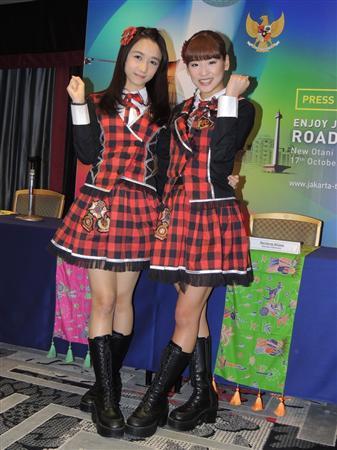 JKT48's Ayana Shahab and Haruka Nakagawa get lost in Namba for 2 hours
