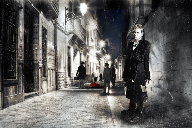 Acid Black Cherry Announces New Album during secret meeting