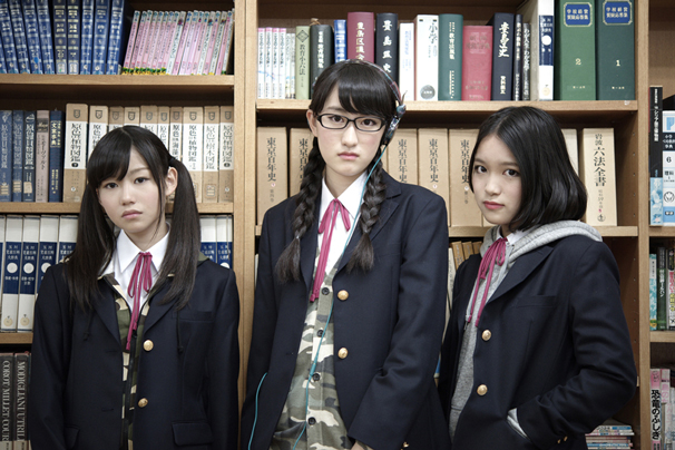 """""""Rap-idol"""" group Rhymeberry releases new video for """"IDOL ILLMATIC"""""""