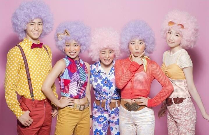 """Dream5 release crazy disco PV for """"Yo-Kai Watch"""" ED """"Dan Dan Dubi Zuba!"""""""