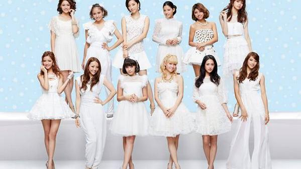 "E-girls Releases Covers and Tracklist for new single ""Mr. Snowman"""