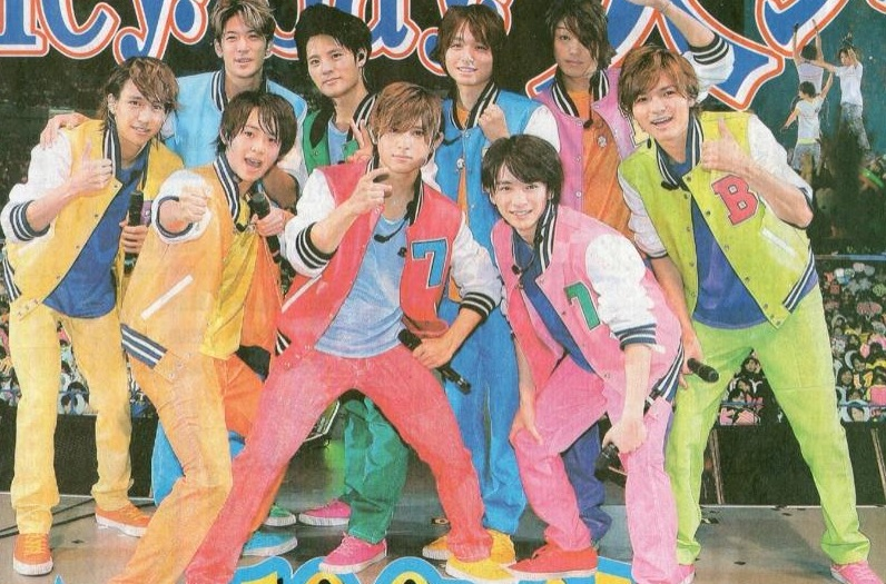 Hey! Say! JUMP achieves record of 1 million audience at Yokohama Arena