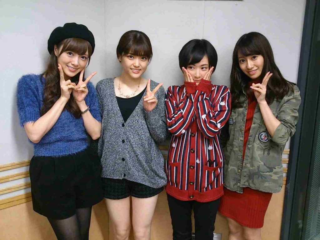 Nogizaka 46 Endures First Scandal; Matsumura Sayuri has Affair with Married Man