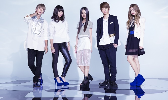 """avex trax New Co-ed Group """"lol"""" debuts with """"HEARTBEAT"""""""