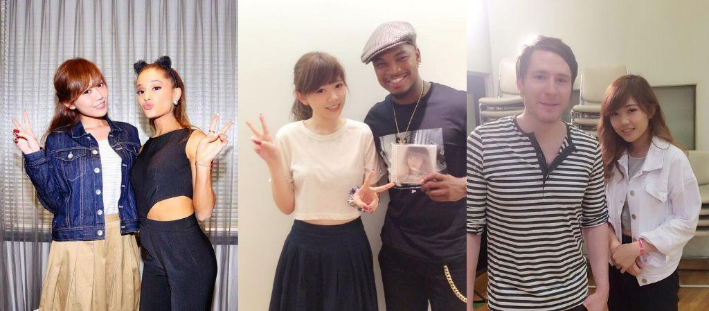 MACO attracts attention of Ariana Grande, Ne-Yo, Owl City