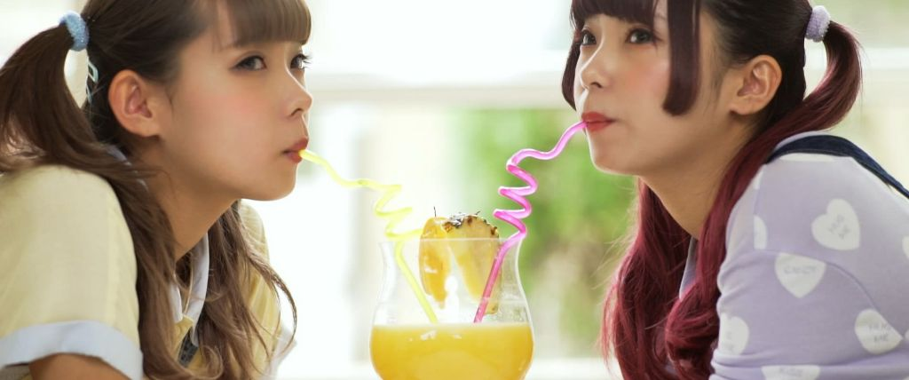 "mimmam release PV for debut digital single ""Yura Yura Buruu"""