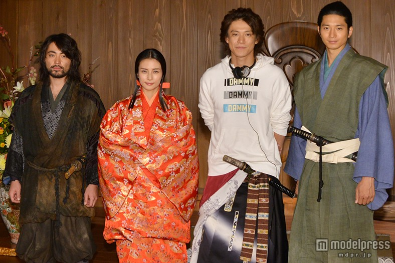 "Shun Oguri: ""My child is unreasonably cute"""