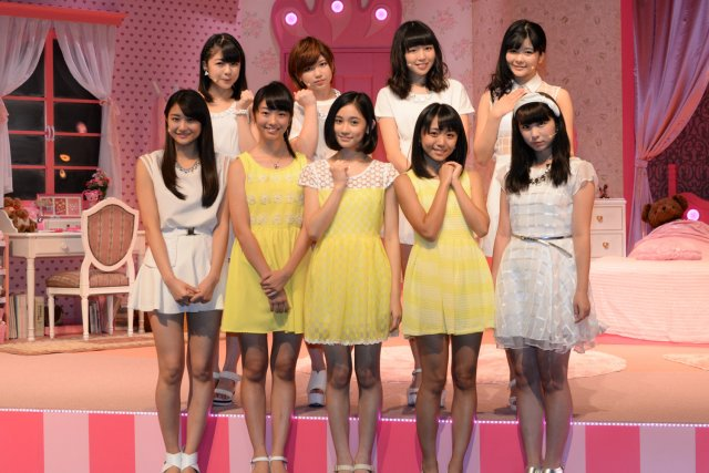 S/mileage adds 3 Kenshuusei to group, accepting new name suggestions