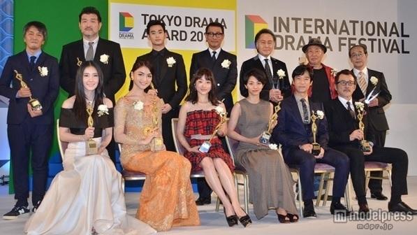 Tokyo Drama Awards 2014 Winners
