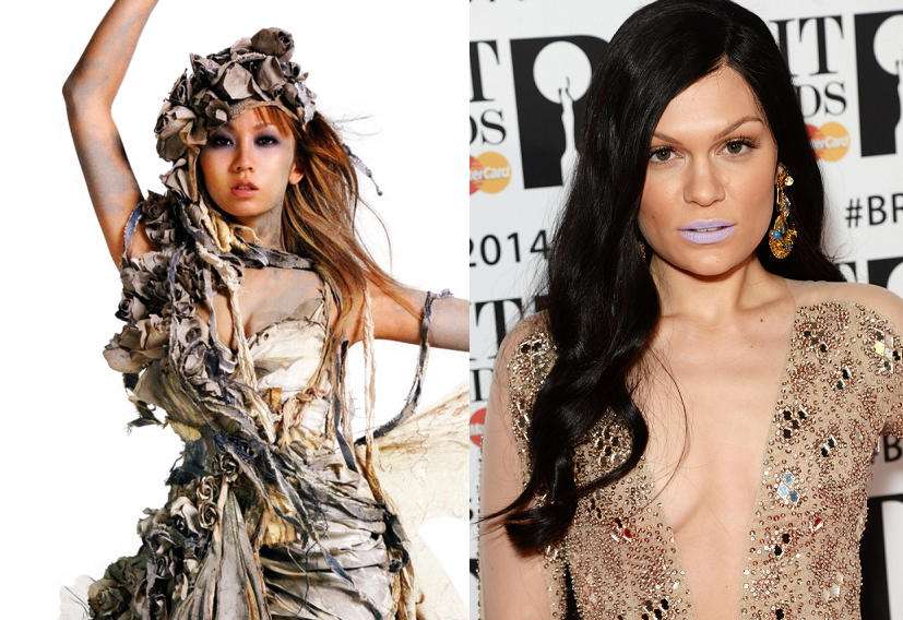 Koda Kumi Takes A Cute Selfie With Jessie J