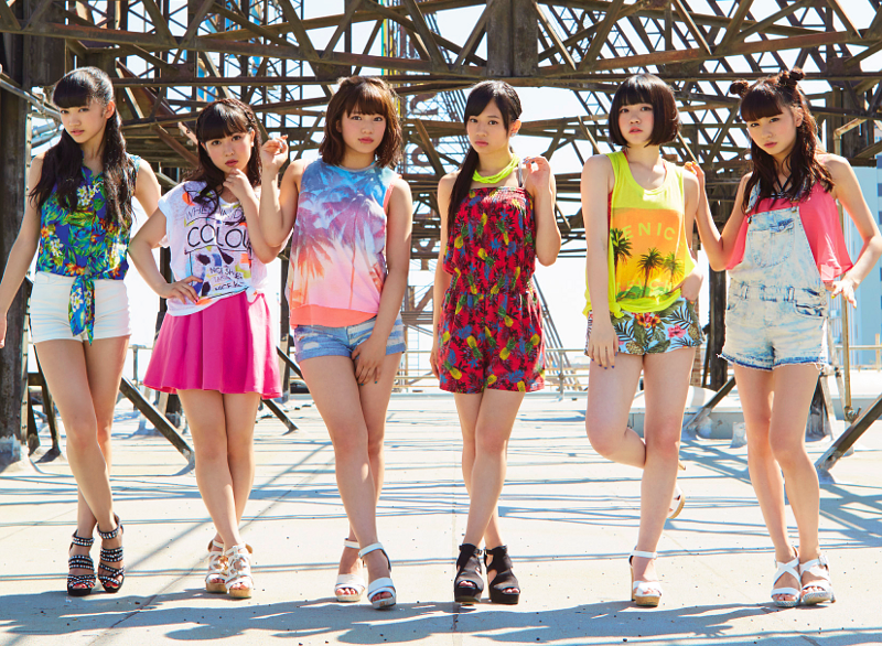 "Fairies will release ""LIVE TOUR -Summer Party-"" DVD/Bluray"