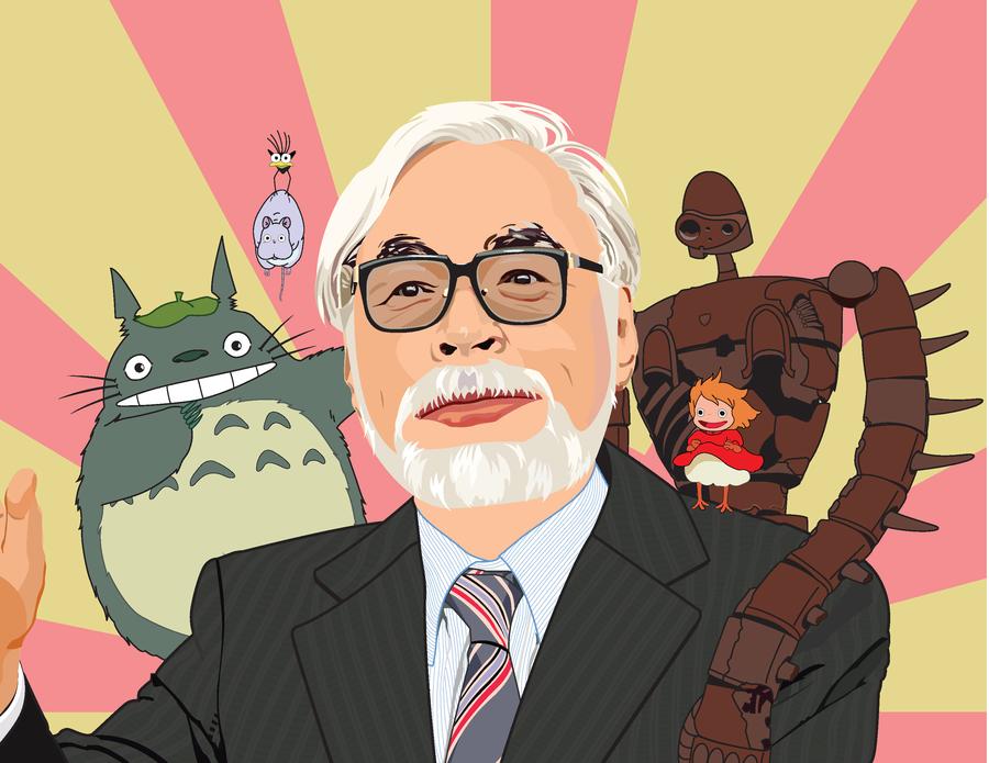 Hayao Miyazaki to receive honorary Oscar