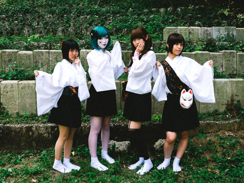 Japan's First Occult-Infused Idol Group