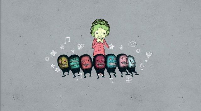 "plenty release beautifully stylized animated PV for ""Ikiru Sainou"""