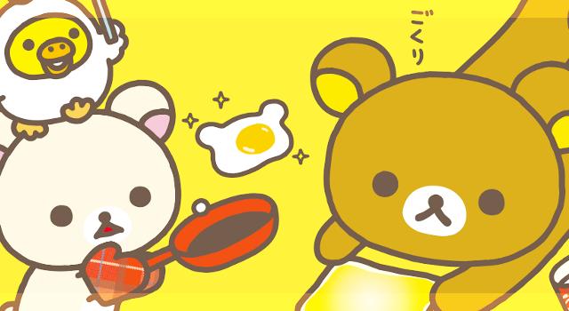 """Rilakkuma turns into an """"authentic"""" teddy bear"""