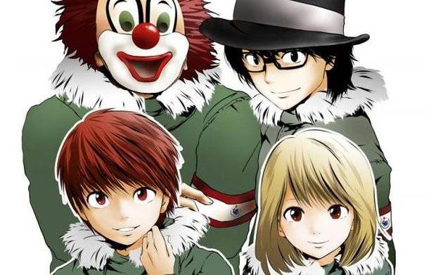 Sekai no Owari Gets a Manga